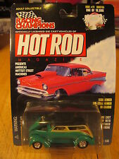 "1998 Hot Rod Magazine ""Boxotica"" Issue #111 Green/Black 1:58 by Racing Champions"