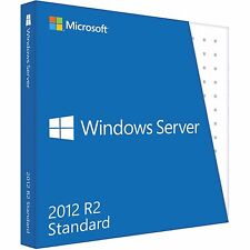 Microsoft Windows Server 2012 R2 64bit Standard Download Fast Service