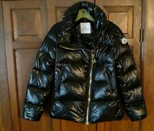 Moncler Authentic Women's Down Puffer Jacket~ Asymmetrical Zipper~  New  Size 2