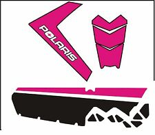POLARIS HOOD tunnel  side decal GRAPHICS WRAP  800 600 X AXYS 120 137  pink