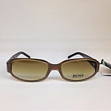 Authentic HUGO BOSS Men's Sunglasses HB5797 140 Anti-Scratch Made in Italy RARE
