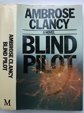 AMBROSE CLANCY.BLIND PILOT.1ST/1 UK EDITION 1981,H/B D/J