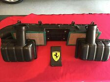 Ferrari Factory OEM 360 Modena & Spider Complete Air Filter Intake