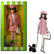 Barbie Fashion Model Collection - Check, Please! Francie Silkstone Doll  BFMC