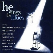 He Sings the Blues by Various Artists (CD, Mar-2005, 2 Discs, EMI Music Distribu