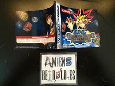 Notice/Mode d'emploi/Manuel YuGiOh Dungeondice monsters Nintendo Gameboy advance