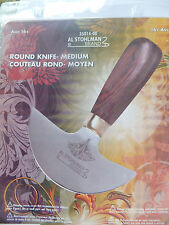 Al Stohlman Brand Round Knife Tandy Leather Tool 35014-00 Free Shipping
