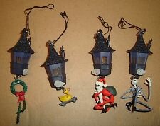 NBC NIGHTMARE BEFORE CHRISTMAS JACK SKELLINGTON CELL STRAP SET 4 PZ YUJIN/DISNEY