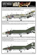 Kits-World KW172103 1/72 Phantom F-4B Model Decals