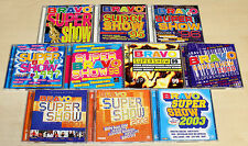 20 CD SAMMLUNG BRAVO SUPER SHOW 94-03 LINKIN PARK MILEY CYRUS RAMMSTEIN HITS 86