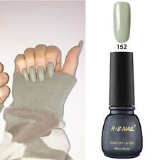 RS-Nail PP152 Gel Nail Polish UV LED Varnish Harbor Gray Soak Off Professional