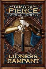 Tamora Pierce LIONESS RAMPANT SONG OF THE LIONESS Paperback Book
