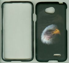 For LG Ultimate 2 L41C (Straight Talk) Smart phone Hard Case Cover USA Eagle