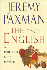 The English: A Portrait of a People, Jeremy Paxman