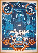 2004 Grandmaster Flash Biz Markie Silkscreeen Concert Poster by Bobby Dixon S/N