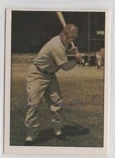 Dick Sisler 1979 TCMA The 50's autographed auto signed card Phillies