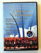 A Musical Celebration ~ The United States Air Force Band ~ 60th Anniversary DVD