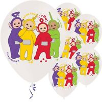 Teletubbies Boy/ Girl Birthday Party Supplies Tableware Decorations Balloons