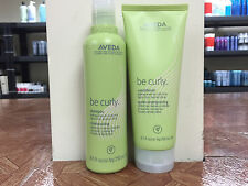 Aveda Be Curly Shampoo 8.5fl.oz & Conditioner 6.7fl.oz SET