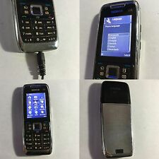 CELLULARE NOKIA E51 3G UNLOCKED SIM FREE DEBLOQUE 100% GENUINE