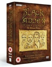 Blackadder Remastered The Ultimate Edition [6 DVDs] *NEU* Staffel Series DVD
