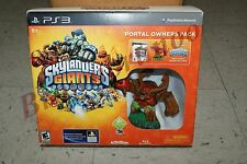 Skylanders Giants Portal Owner Pack w/ TREE REX PS3 New