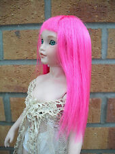 7-8 inch ALTHEA DOLLS WIG IN KOREAN PINK KP352213