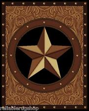 RANCH STAR AREA RUG FOR THE HOME NEW  5X8 *FREE SHIPPING**