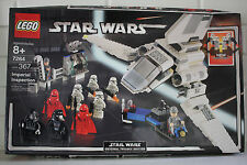 Lego Star Wars Episode IV-VI Imperial Inspection (7264) NISB NEW Ships worldwide