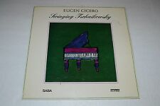 Eugen Cicero~Swinging Tschaikowky~Peter Witte~Charly Antolini~FAST SHIPPING