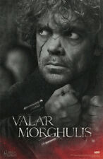 Game of Thrones - Tyrion Lannister Valar Morghulis POSTER 61x91cm NEW