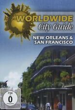 DVD * WORLDWIDE - City Guide - New Orleans & San Francisco  # NEU OVP ~