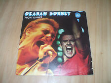 "GRAHAM BONNET -  NIGHT GAMES (VERTIGO 7"")"