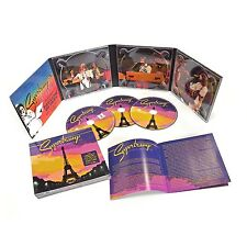 SUPERTRAMP - LIVE IN PARIS '79 2 DVD + CD NEW+
