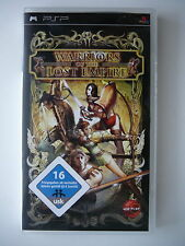 PSP-Spiel - Warriors of the Lost Empire