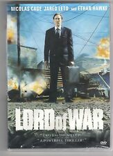 (GU889) Lord Of War - 2005 DVD