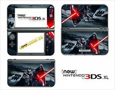 SKIN STICKER AUTOCOLLANT - NINTENDO NEW 3DS XL - REF 201 STAR WARS