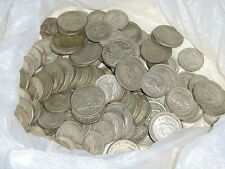 Australia 500 grams of silver coins 1946 to 63