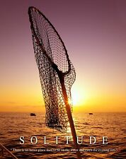 Salt Water Fishing Motivational Poster Art Shimano Penn Daiwa Reels Rods MVP310