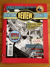 Overstreet Comic Review Price # 11 , 2004 Superman