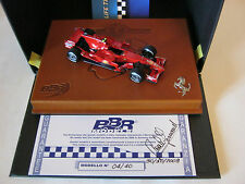 F1 BBR 1/43 SET FERRARI F2008 CS046 GP BRESIL World Champion Constructor