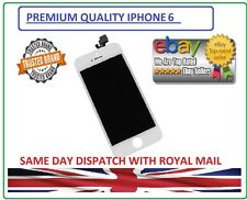 "iPhone 6 4.7"" White OEM Premium Quality Front Touch Digitizer & LCD Screen AAA+"