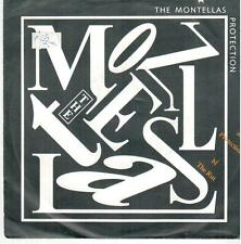 "413  7"" Single: The Montellas - Protection / The Rut"