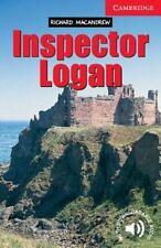 Inspector Logan: Level 1 (Cambridge English Readers)-ExLibrary