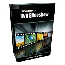 DVD Slideshow Immagine Foto su DVD COMPUTER SOFTWARE PROGRAM