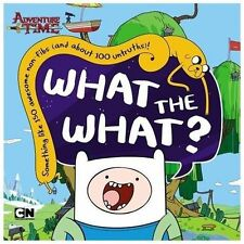 Adventure Time Ser.: What the What? by PSS Juvenile (2013, Paperback)