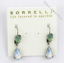 "Sorrelli ""Aegean Sea"" Earrings; ECZ16ASAES"