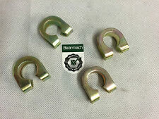 Bearmach Land Rover Defender Track Rod End Ball Joint Clamp x 4  577898