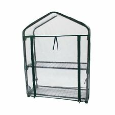 Greenhouse 2-Tier Plant Propagator - Green