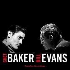 Chet Baker / Bill Evans - Complete Recordings [New Vinyl LP] 180 Gram, Digital D
